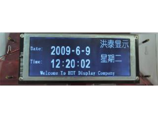 HTM640200A-640200黑底白字LCD液晶模块