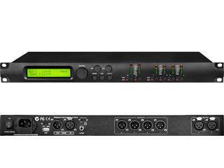 DSP240-2进4出的音箱处理器