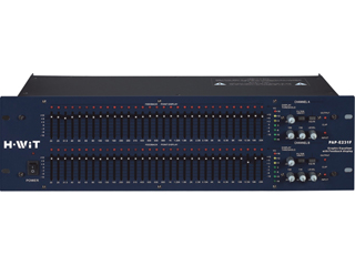 PAP-E231F-帶反饋顯示雙31段均衡器