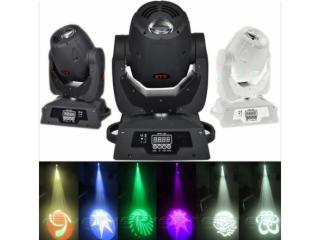 天悅燈光90W LED 聚光圖案搖頭燈-天悅燈光90W LED 聚光圖案搖頭燈