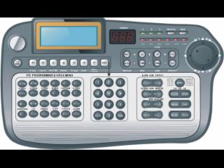 豪華高級型控制鍵盤 SPK300A-控制鍵盤