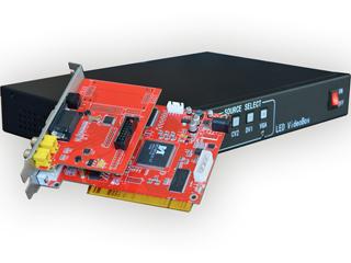 KS-100-LED显示屏多媒体处理器