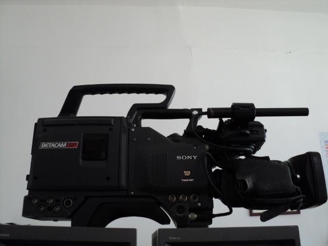 处理SONY  BEATCAM SP摄象机