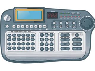 SY-BR210-摄像机控制键盘