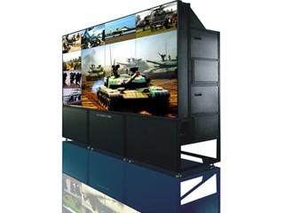 KD-701DJ02/KD-701DJ03/KD-702PD01/KD-702P-55寸/60寸/67寸/70寸双灯标清DLP大屏幕拼接系统