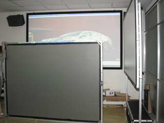 DH-FPS03-快速折疊幕