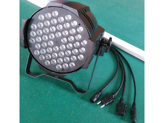 --54顆3W LED不防水帕燈