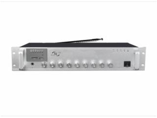 MP250   MP250B 系列-帶音源合并式功放