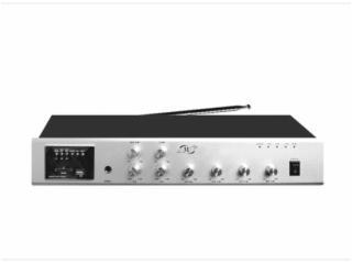 MP50-帶音源合并式功放 50W