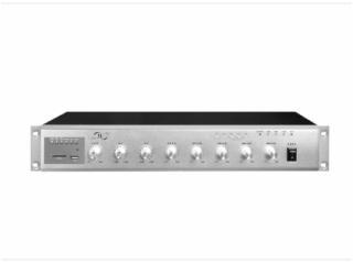 MP50B-五分區帶音源合并式功放 50W
