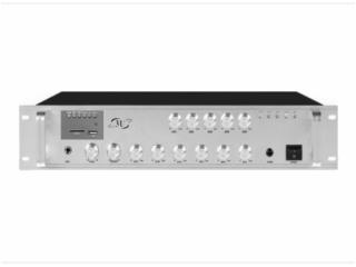 MPK100F-五分区带音源音量控制广播功放