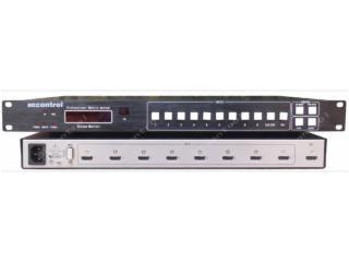 BEC-HDMI0801D-HDMI8进1出轮巡切换器 BEC-HDMI0801D
