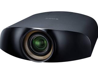 VPL-VW1100ES-强大的 4K 家庭影院投影机