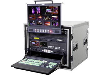 HD/SD 12通道移动演播室-MS-2800图片