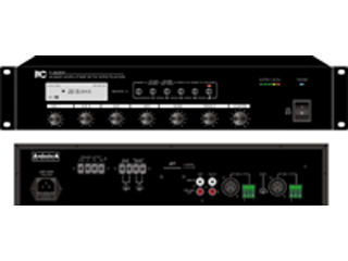 T-30MP/T-60MP/T-120MP-带音源合并式广播功放(内置MP3)