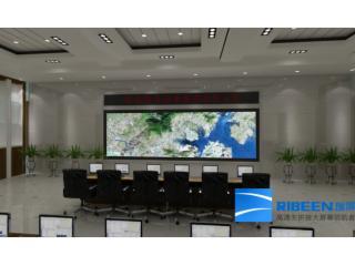 RP-瑞屏DLP无拼接大屏幕实现100寸以上超大高清无拼接