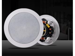 L50-背景音乐同轴分频吸顶喇叭