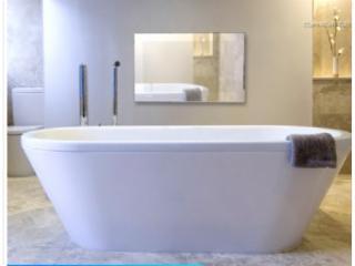 19寸-新款浴缸防水電視