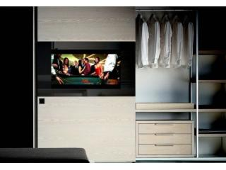 17寸-裝飾柜鏡子電視,電視隱形,可當鏡子用