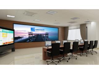 RP-瑞屏高清智能交互式DLP激光无缝大屏幕可选配全屏触控功用