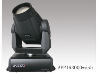 APPIA3000wash-horizon电子/电感摇头灯