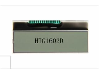 HTG1602D-字符點陣COG液晶屏