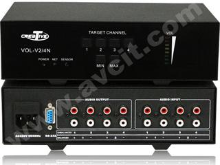 CRV-V2N-兩路調音器