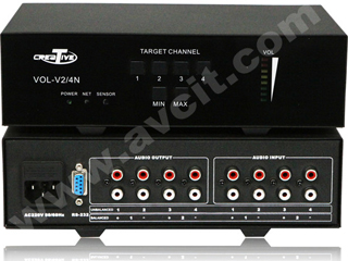 CRV-V2N-两路调音器