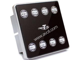 CRV -WPS II-8鍵觸摸式防水墻上面板