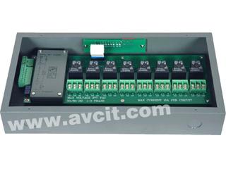 CRV-P8N-8路強電電源管理器