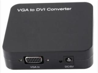 SCVCD-01A-VGA 轉 DVI 轉換器