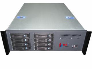 NVR1008-8盘位网络智能存储服务器(NVR)