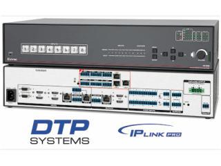 IN1608 IPCP-图像解析度转换演示切换器