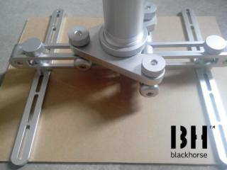 吊架-高檔鋁鎂合金投影機吊架