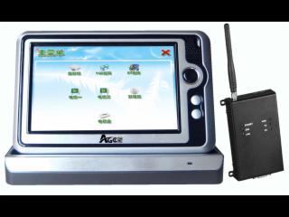 WT7000-7寸无线触摸屏