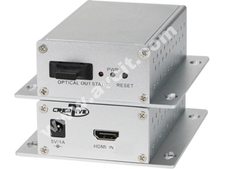 CRV-OFHDMI/TR-HDMI光纤传输延长器