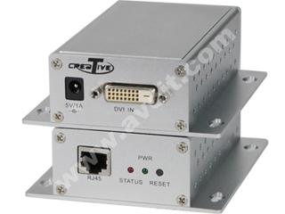 CRV-DVI-CAT/TR-DVI單網線傳輸延長器