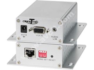 CRV-VGA-CAT/TR-VGA單網線傳輸延長器