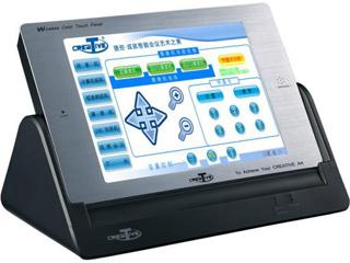 XP1700C-5.7寸无线实彩触摸屏