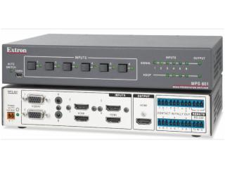 MPS 601-媒体演示切换器