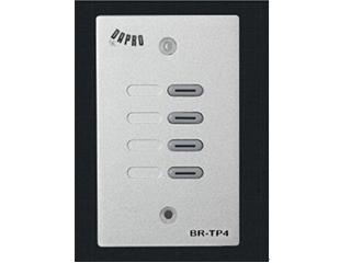 BR-TP4(按键型)-外部墙面控制面板