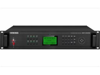 NET-9929D-帶8分區IP網絡點播終端