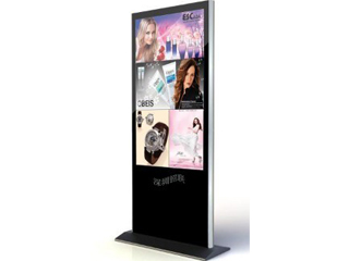 SL-V4201-42寸超薄款立式广告机