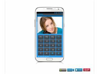 NAS-8529C-虚拟IP网络对讲终端(Android平台)
