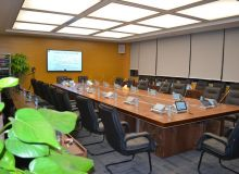 无纸化桌面智能会议系统解决方案