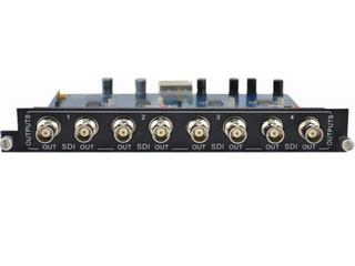 BRMX-4O-SD-混合插卡矩阵的输出卡