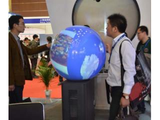 BD-201403-80CM觸摸互動投影球幕設備