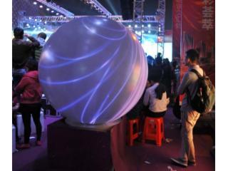 BD-201405-舞臺球幕投影設備