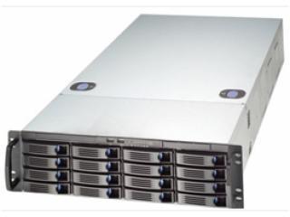 NVR1016-16 盘位网络智能存储服务器(NVR)