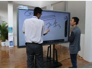 WA-E8422BGT-冠众84寸交互式智能平板、教学一体机、班班通、液晶一体机